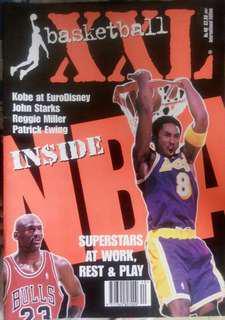 NBA XXL Basketball Kobe Bryant No.40