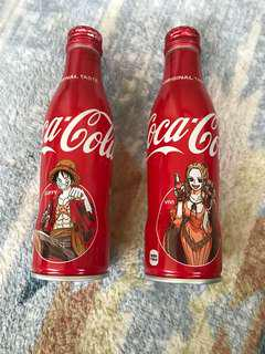 Coca Cola ONE PIECE - japan