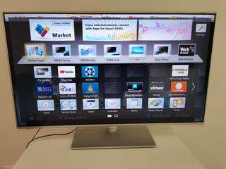 "42"" Smart Led TV Super Slim Design"