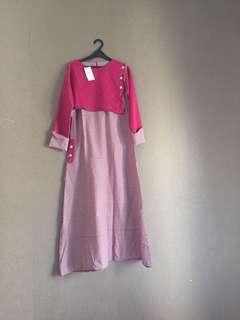 NEW with tag Gamis katun mix balotelly