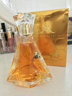 100% Authentic Pure Honey by Kim Kardashian 3.4oz