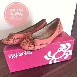 Spyderbilt Flat Shoes