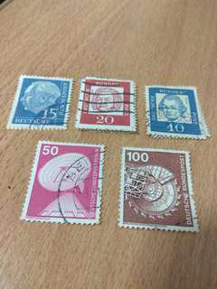 Stamps: Germany