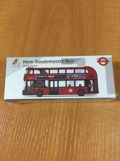 微影 Tiny 71 New Routemaster Bus 新倫敦巴士