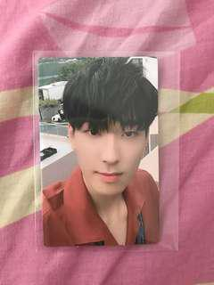 WTS Wonwoo You Make My Day photocard