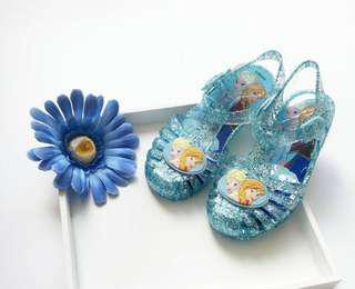 冰雪奇緣玻璃鞋