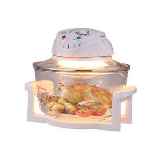 Air Fryer Digital Halogen 12L with Glass Bowl (多功能光波炉12L)