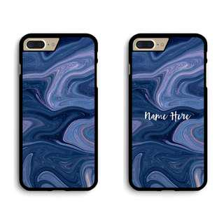 Blue Marble Phone Case (customization available)