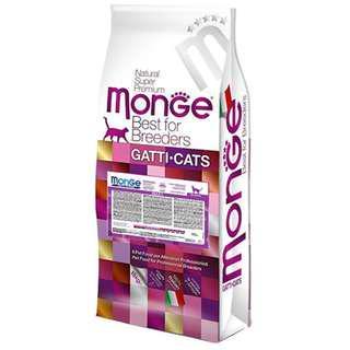Monge Best for Breeders Cat Food 10kg