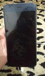 iphone 6 plus 64gb warna space grey