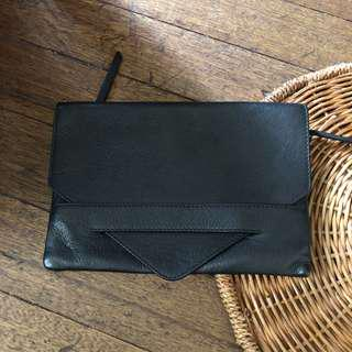 Genuine leather Clutch/pouch
