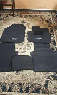 Carpet Honda City