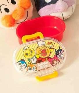 麵包超人 ANPANMAN 可愛小餐盒 兒童飯盒 午餐盒 食物盒