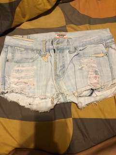 Original Abercrombie & Fitch Ripped short