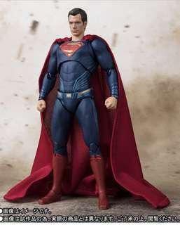 Shf Superman (全新啡盒未開)