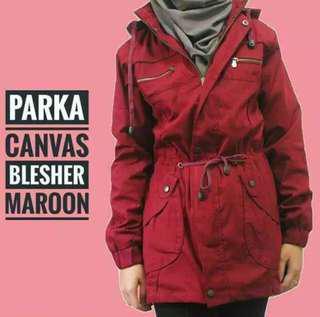 Jaket Parka Wanita FREE ONGKIR