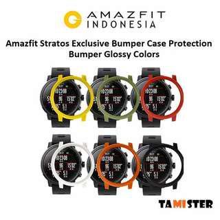 Xiaomi Huami Amazfit 2 Stratos Bumper Case Protector PC