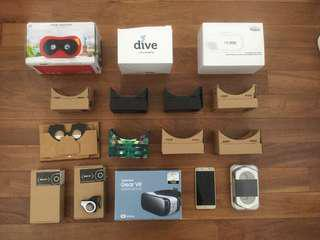 Samsung VR Gear + Viewmaster + Note 5 (VR only)