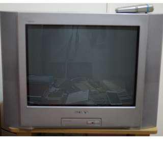 """21"""" Sony CRT TV Wega Trinitron"""