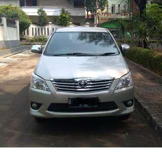 For Sale !!! Innova G M/T 2013
