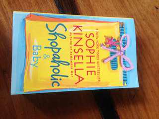Shopaholic abd baby by Sophie kinsella