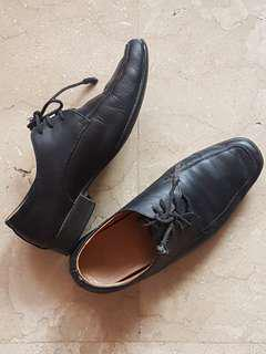Black Gibi Shoes
