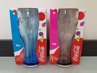 McDonald 可口可樂杯 (有2個) (請註明買那一個)