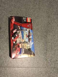 Lightening McQueen Lego 8423