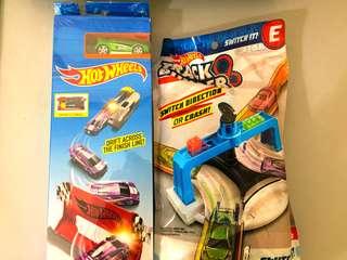 Hot Wheels Track Set