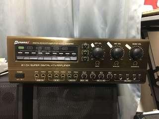 Dynamax Professional Karaoke KTV Amplifier DAX6PRO