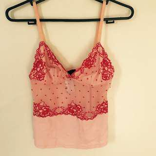 DKNY lingerie top