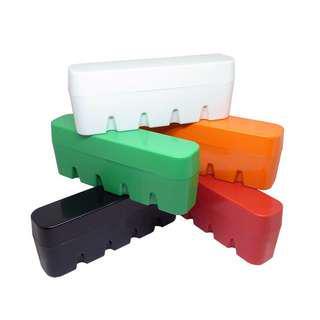 🚚 【菲林空間】35mm底片收納盒(白黑紅綠)5支裝 /JCH 135 Half cases 日本製