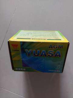 🚚 湯淺 Yuasa YTX7A-BS 電池