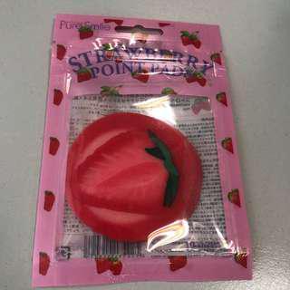 Strawberry point pad