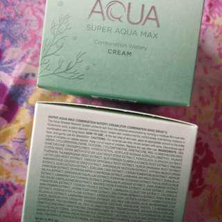 Aqua combination watery cream