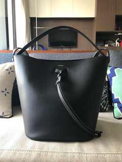 Furla Vittoria Small Bucket Bag