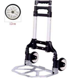 🚚 SALE Foldable Portable Trolley Loading Trolley Lightweight Wheel