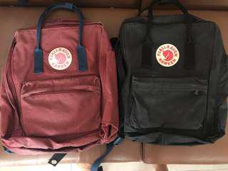 Authentic Kanken Classic Bag