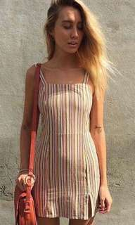 Zulu & Zephyr Striped Dress