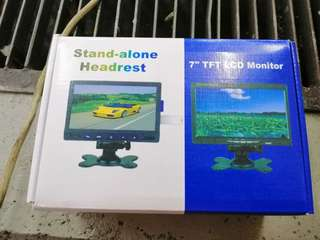 Brand new 7 inch LCD monitor