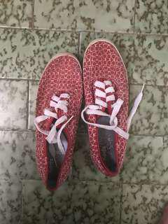 AUTHENTIC Keds Taylor Swift Red