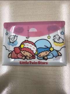 Little Twin Star memo、信紙(共18款,72張)