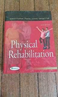O'Sullivan Physical Rehabilitation 6th ed