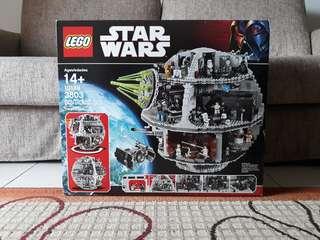 Star Wars Lego Death Star 10188