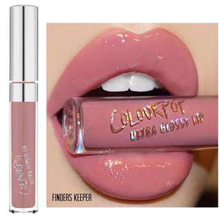 🚚 Colourpop Ultra Glossy Lip in Finders Keepers