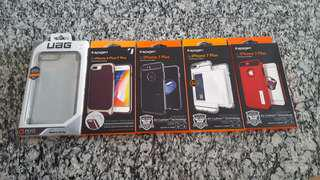 Spigen and UAG used casing for iphone 7+