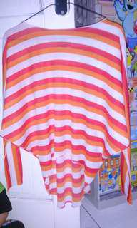 Blus salur all size