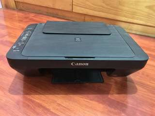 Canon MG3070 Printer 影印機