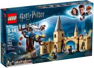 LEGO 75953 Harry Potter - Hogwarts Whomping Willow