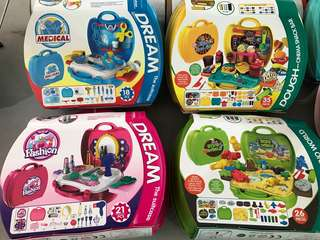 Brand new kids pretend toys gifts party